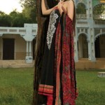 Umar Sayeed Women Winter Dresses Collection 2013 by Asim Jofa (10)