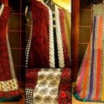 Winter Beautiful Dresses 2013 For Women By Xenab Atelier (1)