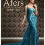 Women Wedding and Evening Wear Collection 2013-14 by Afers Brand (3)