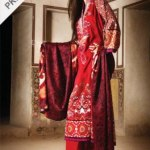Alkaram studio Resham Twill Linen Embroidery Winter Hues Vol-02 (6)