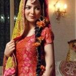Bridal Mehndi Wedding Waleema Multi Colored Dresses 2014 (13)Bridal Mehndi Wedding Waleema Multi Colored Dresses 2014 (13)