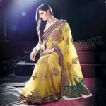 Ethnic Elegance Party Wear Dresses 2013-14 by Natasha Couture (10)