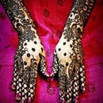 exclusive mehndi designs with elegance style