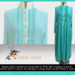 2014 women dresses party collection by Saadia Asad