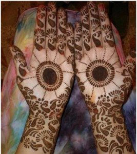 Most Amazing Indian Mehndi patterns