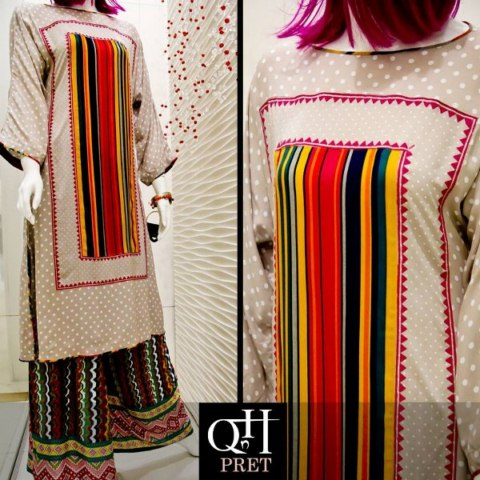QnH PRET formal evening Wear Collection 2013-14 (1)