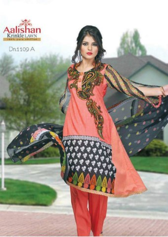 Aalishan Krinkel collection 2014 for women