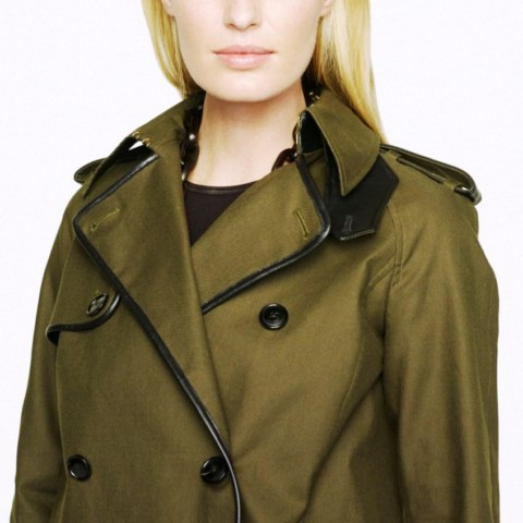 Ralph Lauren Black Label Fashion Italy Latest Military Women Style 2014 (4)