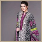 Yashir Waheed dresses for spring summer collection 2014