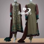 winter dress collection by Shamraf's