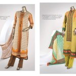 lawn 3 piece summer collection for women by Junaid jamshed