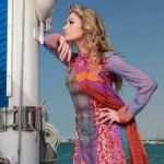 Elegance summer suits women collection by Shariq Textile