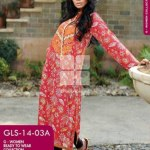 Gul Ahmed latest summer collection 2014