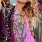 women lawn collection 2014 by Shariq Textile