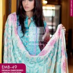Premium Lawn Latest Collection Gul Ahmed