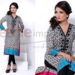 Needle Impressions women eid collection 2014-15