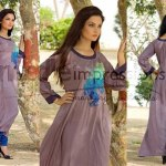 Needle Impressions best eid dress collection 2014
