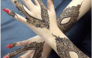 girls hands mehndi designs 2016