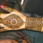 bridal henna mehndi designs 2016