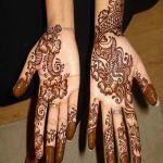 Eid Mehndi designs 2016 for Girls