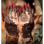 Pakistani Hands Eid Mehndi Designs 2016 2017