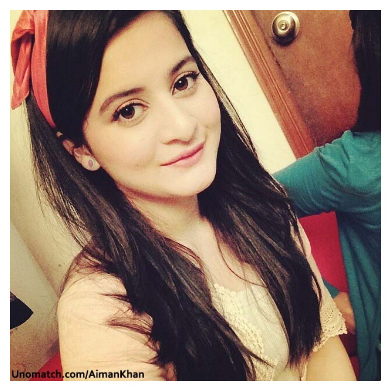 Aiman Khan Drama List, Height, Date of Birth & Net Wort