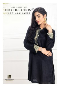 Mausummery Luxury Eid ul Fiter Dresses Collection 2017 (9)