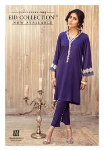 Mausummery Luxury Eid ul Fiter Dresses Collection 2017 (6)