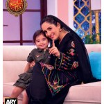 Sanam Baloch's Sister Sabreen Live in Shaan-e-Ramzan Transmission (1)