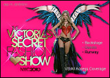 Check Photos and Videos from Victorias Secret 2010 Fashion Show - Runway, Guests, Supermodels backstage and more!