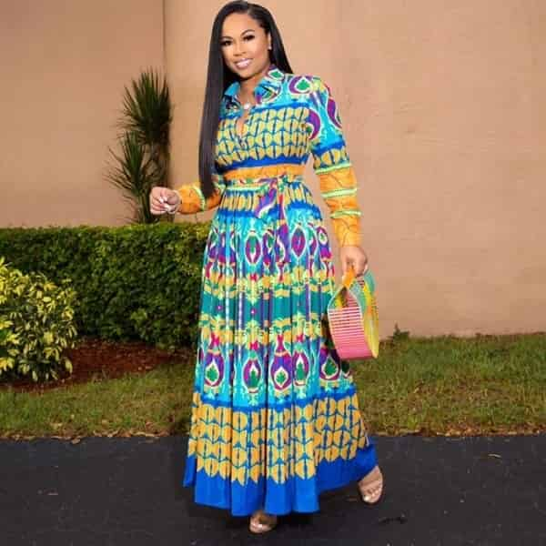 Upgrade Your Beauty With These Stunning African Fashion Outfits.