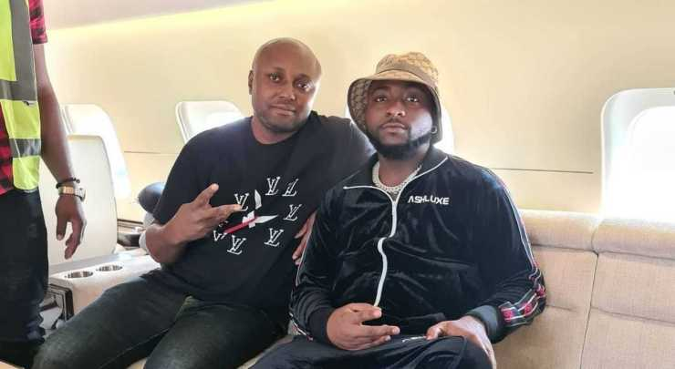 Davido unfollows Isreal DMW on Instagram after suspending him as a crew member