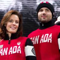 Canadian Olympic Uniforms 2014 - Hudson's Bay