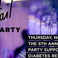 The Frocktail Party: A Stylish Affair for The Juvenile Diabetes Research Foundation