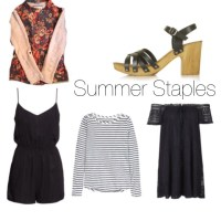 Five Affordable Summer Fashion Essentials I Can't Live Without