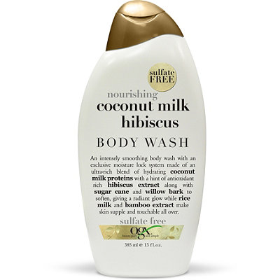 Coconut Milk Hibiscus body wash