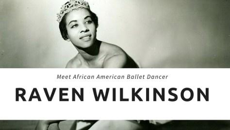 Raven Wilkinson (1)