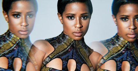 Dej Loaf MAC Cosmetics 1