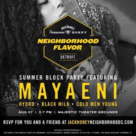MayaenixJackHoney Neighborhood Flavor