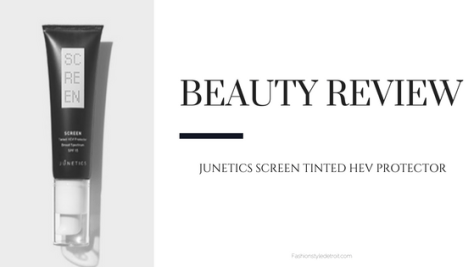 Junetics Screen Tinted HEV Protector