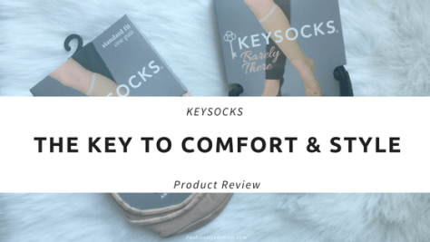 Barely There KEYSOCKS Review