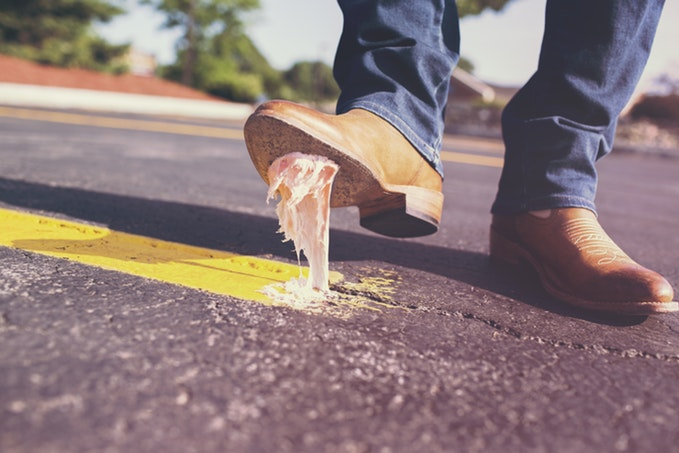 7 Ways to Remove Gum from a Shoe