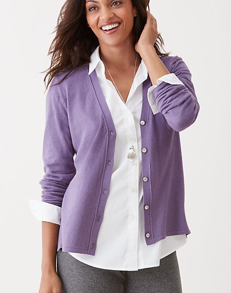 Lightweight Clean cardigan