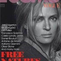 Vogue L'Uomo Shoot With Caleb Landry Jones!
