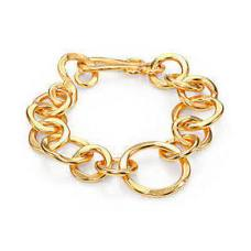 Stephanie Kantis Women's Coronation Large Chain Link Bracelet Gold $185 http://www.stephaniekantis.com