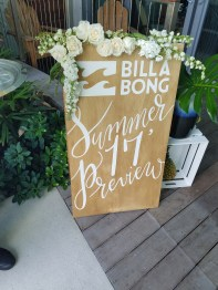 Billabong Lounge and 2017 Press Preview