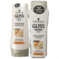 Gliss Total Repair Shampoo & Conditioner