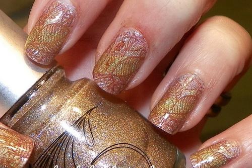 15 Fall Inspired Nail Designs Fashionsy Com