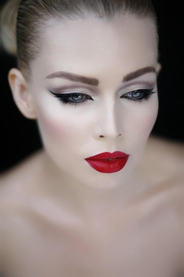 Tips Look Makeup Fresh