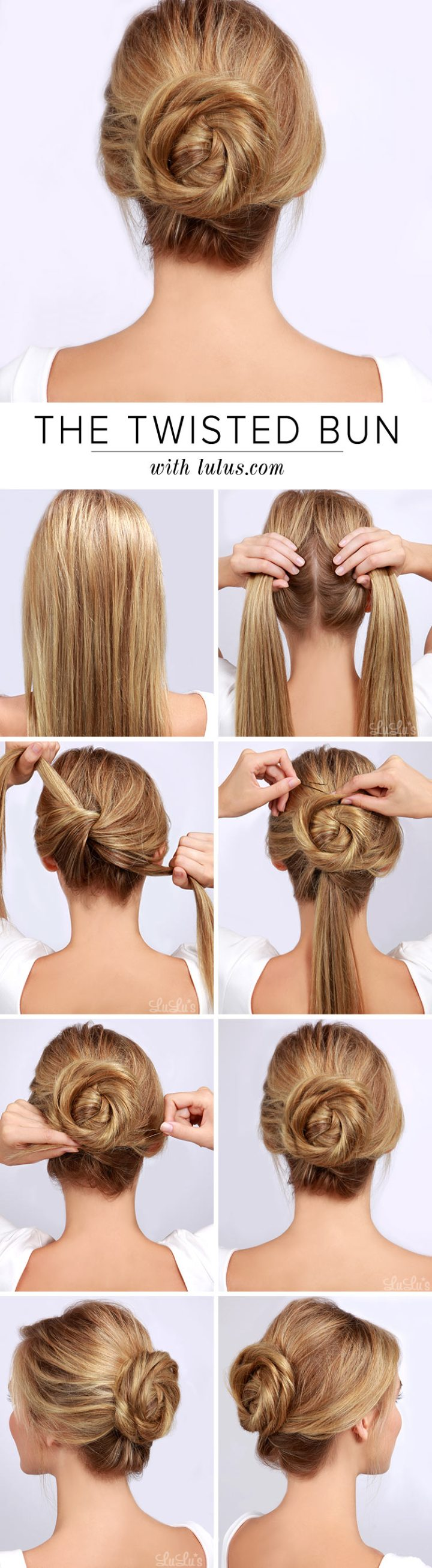 Best of hairstyles you can do yourself hairstyle ideas 15 elegant thanksgiving hairstyles you can easily do by yourself solutioingenieria Gallery